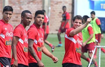 Selección Peruana inició trabajos pensando en Argentina y Colombia