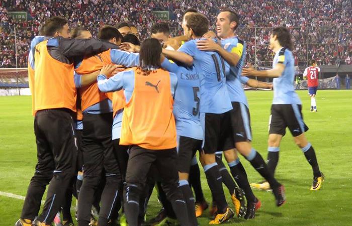Selección de Uruguay (Foto: Facebook AUF)