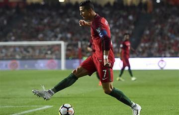 Cristiano Ronaldo y Portugal estarán en Rusia 2018