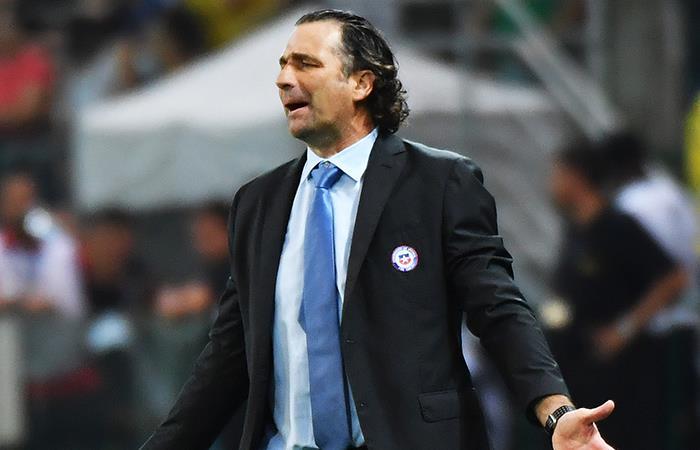 Juan Antonio Pizzi renunció a la Selección de Chile
