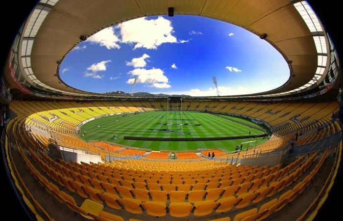 Perú vs Nueva Zelanda: este es el Westpac Stadium