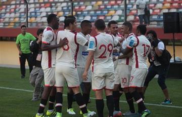 Universitario venció a San Martín y se ilusiona en el Torneo Clausura