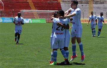 Real Garcilaso se tumbó a UTC y se despunta en el Torneo Clausura