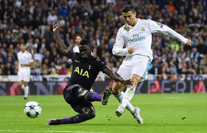 Real Madrid. Foto: AFP