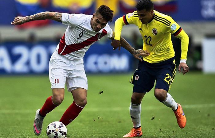El Perú vs Colombia sigue bajo la lupa (Foto: Andina)