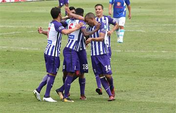 Alianza Lima goleó 3-0 a Alianza Atlético