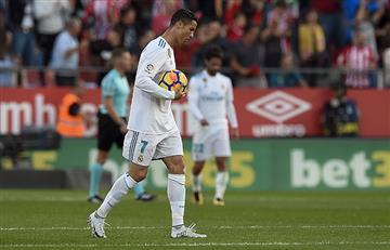 Real Madrid cae ante Girona y ve más lejos al Barcelona