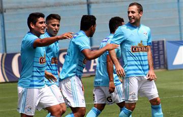 Sporting Cristal goleó a Cantolao en el Torneo Clausura