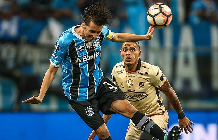 Gremio sacó boleto para enfrentar a Lanús en la final de Copa Libertadores