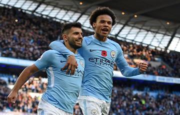 Manchester City imparable: venció al Arsenal en la Premier League