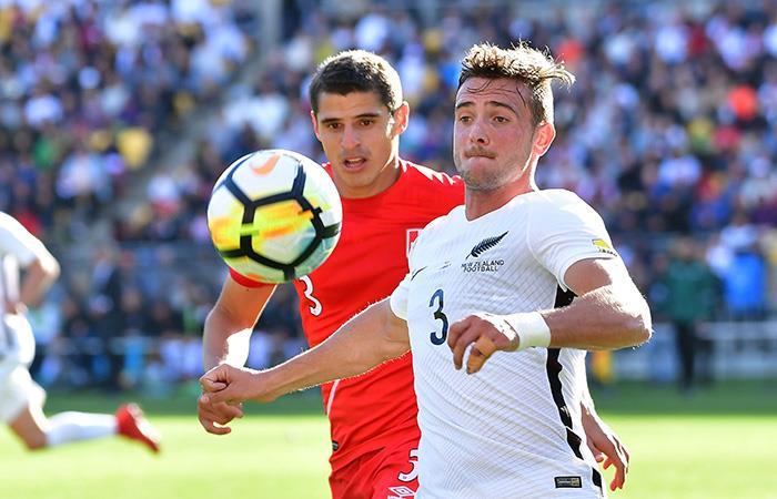 Nueva Zelanda superó a Perú en las labores defensivas. Foto: AFP