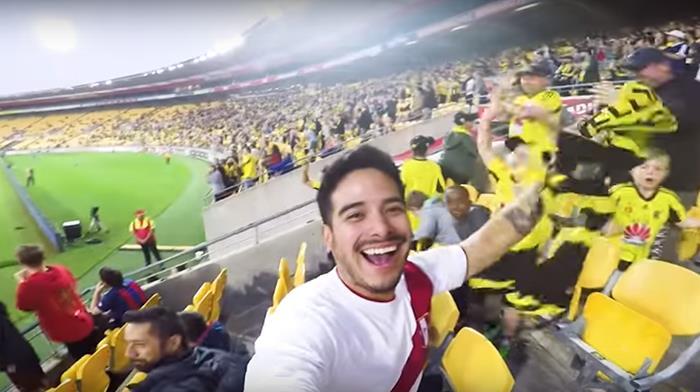 Diego Dueñas. Foto: Youtube
