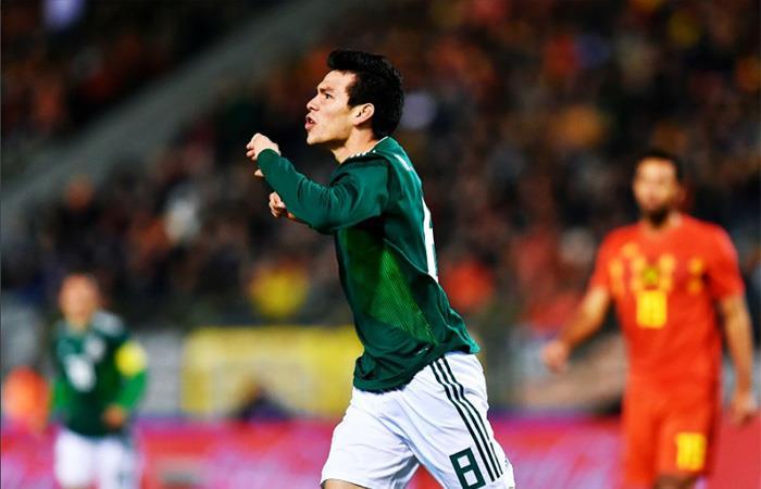 México y Bélgica regalaron seis goles en vibrante partido