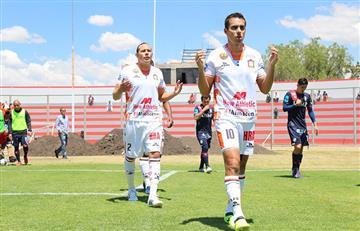 Ayacucho FC gana de visita a Alianza Atlético y huye del descenso