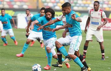 Universitario empató 2-2 con Sporting Cristal por el Torneo Clausura