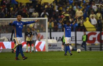 Tigres venció al América en el Azteca y se acerca a la final de la Liga MX