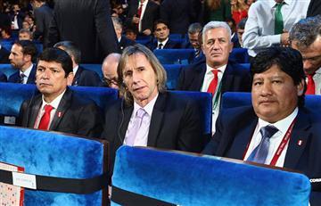 "Ricardo Gareca: ""Es un grupo difícil pero a mí me gusta"""