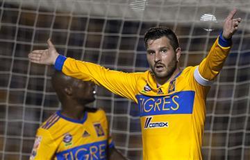 Tigres goleó al América y es finalista de la Liga MX