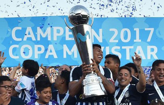 Alianza Lima: estos fueron los números del campeón nacional