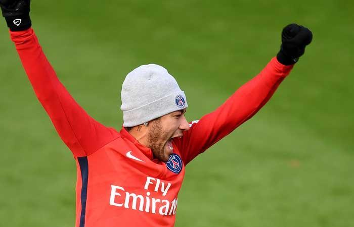 Neymar busca implantar nuevo récord en la Champions League
