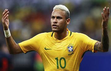 """Neymar: """"Ha vuelto la selección brasileña que todo el mundo respeta"""""""