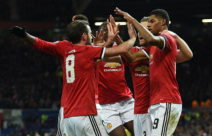 Manchester United avanza en la Champions con triunfo sobre CSKA