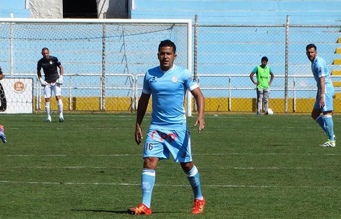 Marcio Valverde sería la primera contratación de Alianza Lima