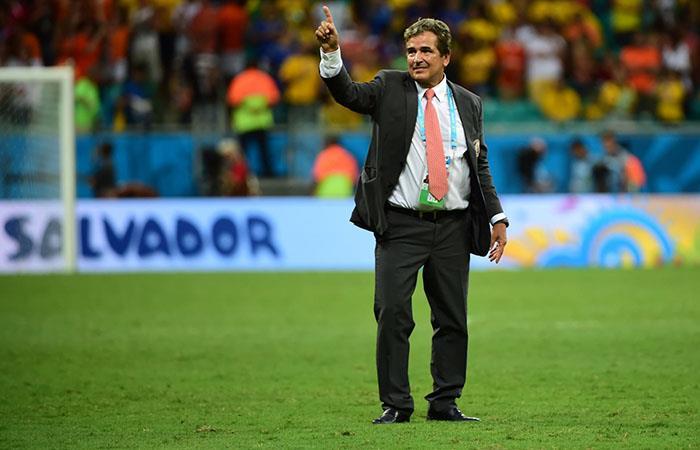 Jorge Luis Pinto asegura que el rival más difícil para Perú será Francia