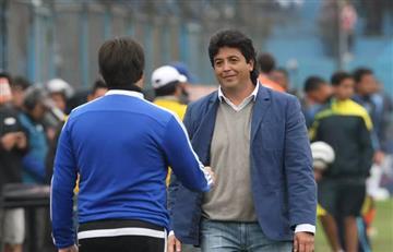 Deportivo Municipal presentó a Victor Rivera como nuevo entrenador