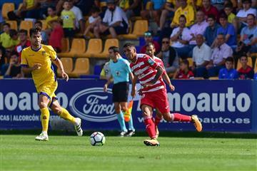 Granada con Sergio Peña derrotó 3-2 al Almería por la Liga 123