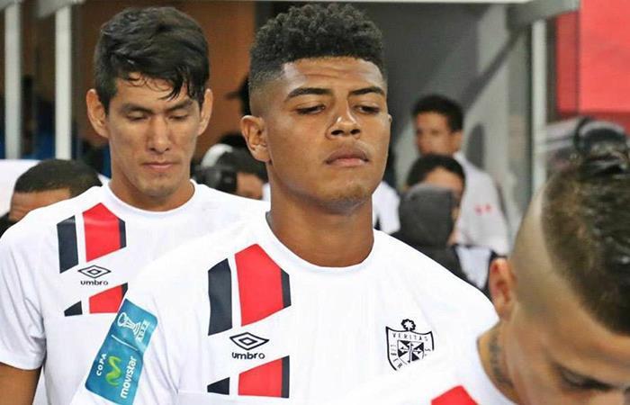 Wilder Cartagena. Foto: Twitter