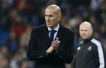 """Zidane """"Tenemos la ilusión de poder volver con el título a casa"""""""