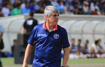 Marcelo Grioni se convirtió en el nuevo técnico de Sport Huancayo