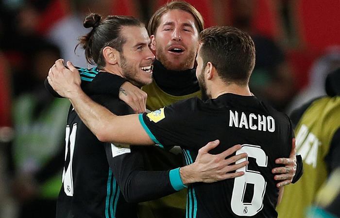 Real Madrid (Foto: twitter)