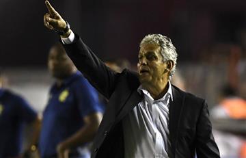 Reinaldo Rueda lamentó la ausencia de Paolo Guerrero en la final de la Copa Sudamericana