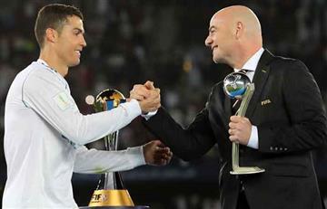"""Cristiano Ronaldo: """"Me gustaría retirarme en el Real Madrid"""""""