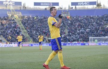 Juventus goleó al Bologna y quedó a un punto del Napoli