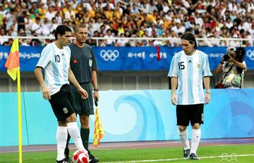 "Riquelme: ""La competencia hizo mejor a Messi y a Ronaldo"""