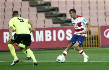 Granada con Sergio Peña de titular derrotó 2-1 al Sporting Gijón por la Liga 123