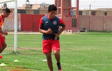 Yordi Vílchez es el nuevo defensor de Deportivo Municipal