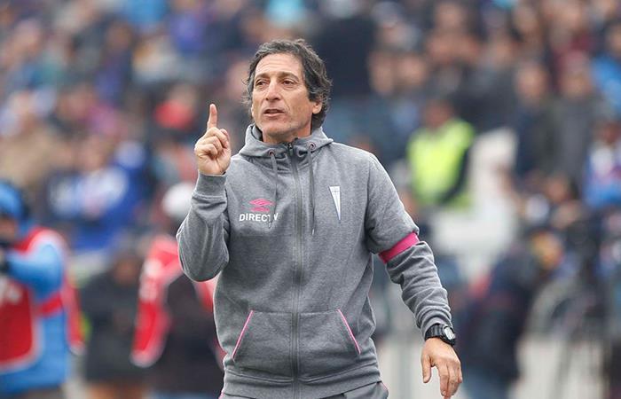 Mario Salas es el nuevo DT de Sporting Cristal
