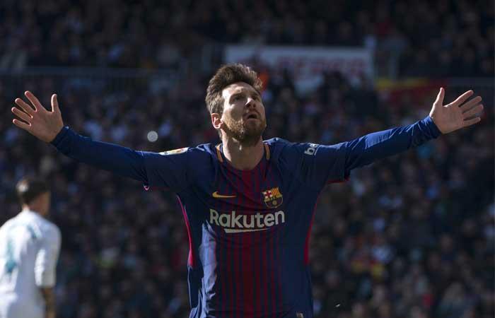 Lionel Messi. Foto: AFP