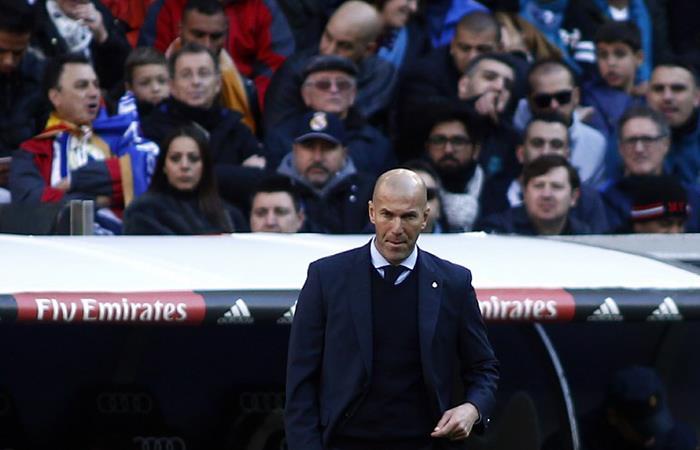 Zinedine Zidane (Foto:AFP)
