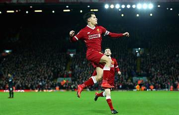Liverpool goleó al Swansea por Premier League