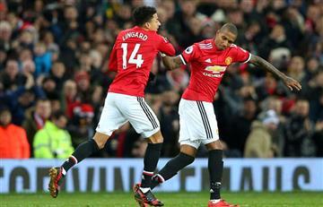 Manchester United consiguió un agónico empate ante el Burnley