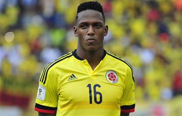 Barcelona ficharía en enero al defensor colombiano Yerry Mina