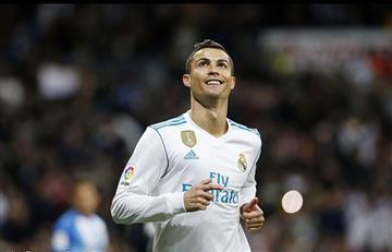 Cristiano Ronaldo elegido el mejor deportista de Europa de 2017