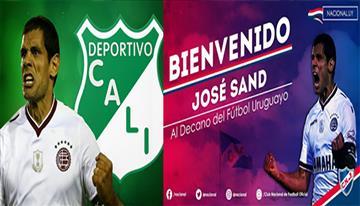 ¡Insólito! Deportivo Cali borró el post de José Sand como refuerzo al igual que Nacional