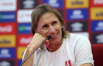 """Ricardo Gareca: """"Croacia es un equipo lleno de jugadores de nivel mundial"""""""