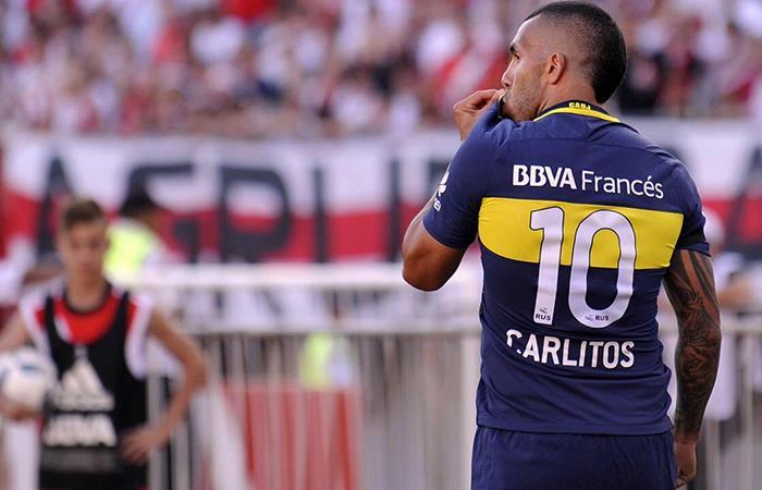 Carlos Tévez vuelve a Boca Juniors (Foto:Twitter)